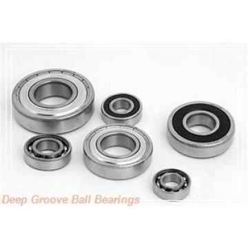 61920M Deep groove ball bearings
