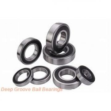 61968  Deep groove ball bearings
