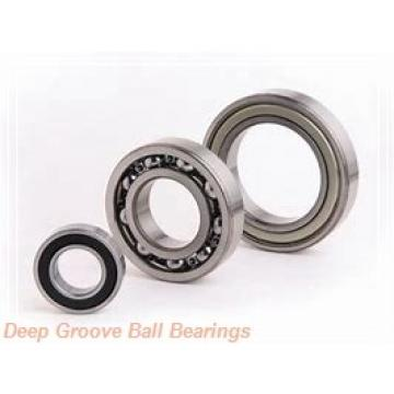 619/630F1 Deep groove ball bearings