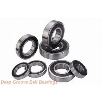 619/1000F1 Deep groove ball bearings