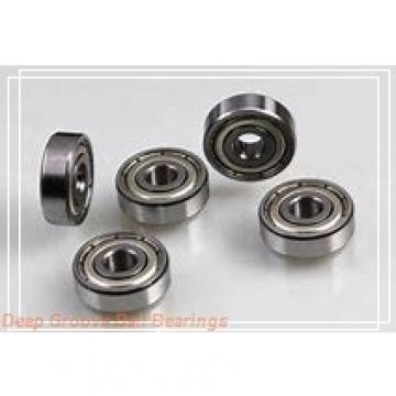 61822 Deep groove ball bearings