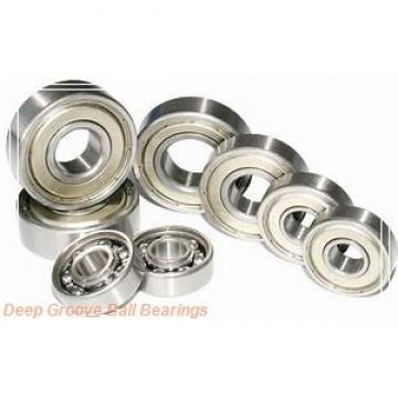 6334M Deep groove ball bearings